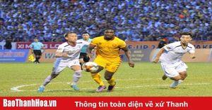 V.League 2019: Thanh Hóa và 'khúc cua tử thần'
