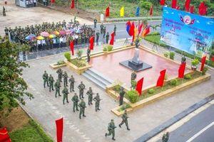 Giao lưu hữu nghị Việt - Lào 2019: Song hành vì vùng biên bình yên, phát triển