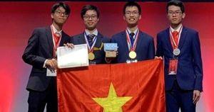 Tháng 7, Việt Nam giành 'cơn mưa' huy chương tại các kỳ thi Olympic quốc tế