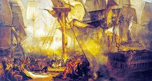 Cơn sóng dữ quật ngã Napoleon