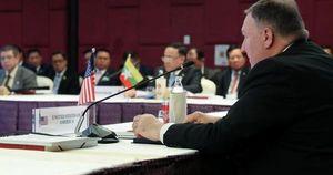 Mỹ chĩa mũi dùi vào đập Trung Quốc trên sông Mekong