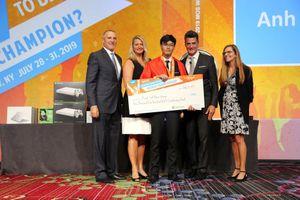 Việt Nam đạt thành tích cao tại cuộc thi Vô địch Tin học Văn phòng Thế giới