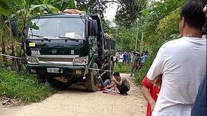Phú Thọ: Va chạm với xe tải, bé gái lớp 6 tử vong trên đường đi tập trung về