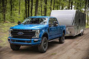 Ford tung động cơ V8 7.3L 'cực khủng' cho xe bán tải