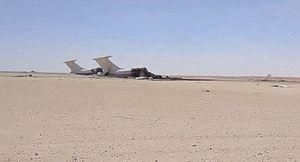 Vì sao máy bay Ukraine lại rơi vào lửa đạn ở Libya
