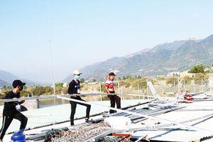 Siết chặt quản lý trật tự xây dựng trên địa bàn xã Vĩnh Thái