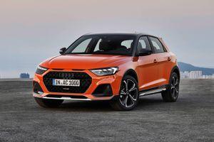 Audi A1 Citycarver 2020 mẫu xe thời trang cho đô thị