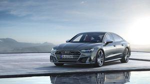 Ảnh chi tiết Audi S7 2020 công suất 444 mã lực