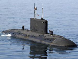 Anh lo ngại tàu ngầm 'hố đen đại dương' của Nga