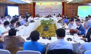 Hội thảo góp ý dự thảo Bộ Luật Lao động sửa đổi