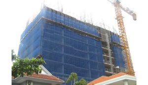 Sau loạt 'lùm xùm', DIC Corp bị phạt tiền tỷ vì xây cao ốc không phép, vượt tầng