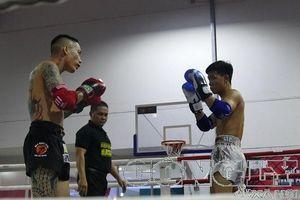 Gần 25 võ sĩ tranh tài tại giải Muay Thái quận 3 mở rộng
