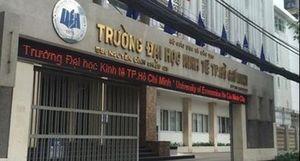 Điểm sàn hệ chính qui Đại học Kinh tế TPHCM từ 17-19