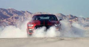 Ford rục rịch ra mắt mẫu xe thể thao mạnh nhất trong lịch sử