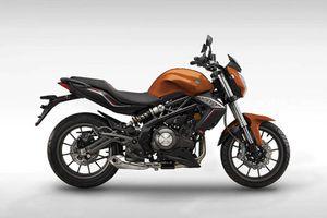 Chi tiết naked bike 300cc, giá 108 triệu ở Việt Nam