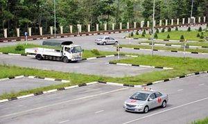TP.Hồ Chí Minh lắp camera tại các trung tâm sát hạch lái xe