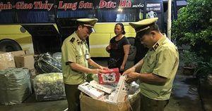 Nhập lậu hơn 1000 chiếc bánh Trung thu từ Trung Quốc bị thu giữ