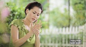 Điều trị thoái hóa, vôi hóa đốt sống cổ bằng bài thuốc bí truyền