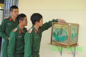 Thắp sáng ước mơ đến trường cho trẻ nghèo ở Đăk Nông