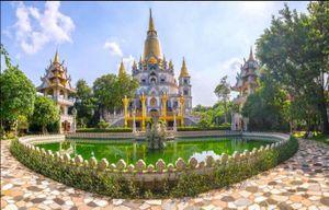 Hai chùa Việt Nam lọt top đẹp nhất thế giới