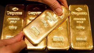Giá vàng hôm nay 8/8: Hướng tới mốc kỷ lục 42 triệu đồng/lượng