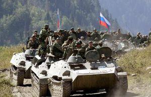 6 nước phương Tây hối thúc Nga rút quân khỏi Gruzia