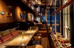 Cùng chiêm ngưỡng SkyBar MahaNakhon của kiến trúc sư lừng danh Tristan Auer