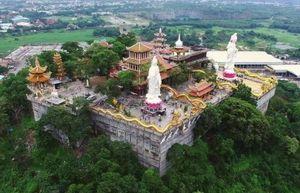 Cùng tìm hiểu chùa Núi Châu Thới Bình Dương, ngôi chùa cổ nhất Đông Nam Bộ