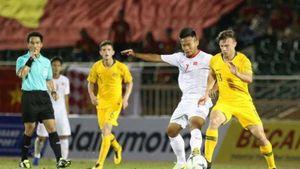 Nhận đòn phủ đầu choáng váng, U18 Việt Nam thua thảm U18 Australia