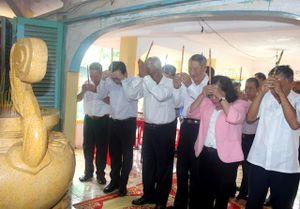 Lễ giỗ lần thứ 154 của Thống Lãnh binh Nguyễn Văn Linh