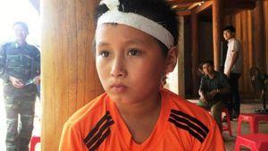 Cậu bé 10 tuổi sống sót kỳ diệu khi bị nước lũ cuốn trôi 4km