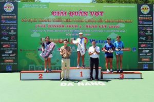 Đội Hưng Thịnh - TP Hồ Chí Minh áp đảo với ngôi vị nhất toàn đoàn