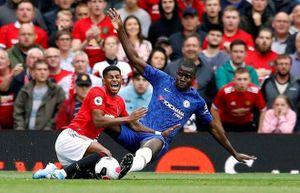 MU thắng tưng bừng nhờ Chelsea quá dở và kém may