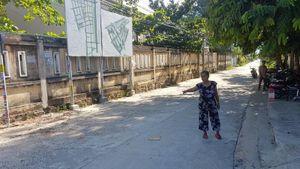 Dự án dấu hiệu sai phạm của Phong Hải Thịnh tại Quảng Nam: Thêm động thái 'đổ dầu vào lửa' khi hủy hoại cổng chào khu phố