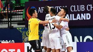 'Hủy diệt' đội bóng Trung Quốc, Thái Sơn Nam vào bán kết châu lục
