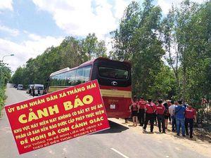 Tiếp tục cảnh báo dự án ma của Alibaba ở Bình Thuận