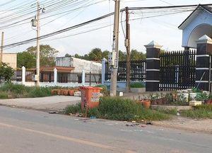 Xót xa bé gái 13 tuổi bị xe container cán tử vong tại chỗ