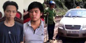 Vụ tài xế taxi bị 3 người Trung Quốc sát hại: Nhóm nghi phạm bàn kế hoạch cướp, giết tài xế ngay trên xe