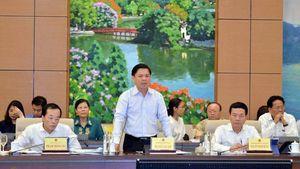 Trả lời chất vấn, Bộ trưởng GTVT nêu 3 nguyên tắc xây dựng cao tốc Bắc-Nam