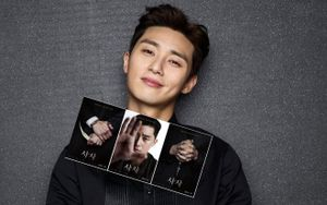 Được khen là 'Ryan Gosling của Châu Á', Park Seo Joon sẵn sàng debut tại Hollywood