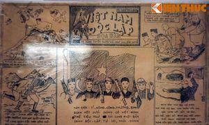 Kỷ vật đặc biệt của Cao trào kháng Nhật trước CMT8