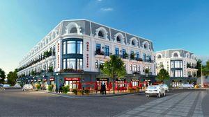 Dự án Tổ hợp nhà phố thương mại tại Quảng Bình: Xây dựng và Thương mại Hải Thành không có đối thủ