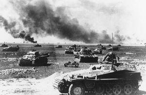 Trận chiến xe tăng lớn nhất lịch sử nhân loại ở Kursk