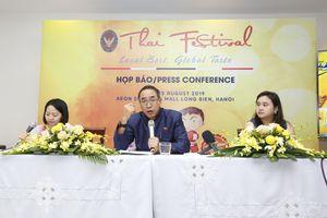 Hợp tác thương mại Việt Nam – Thái Lan tăng trưởng tích cực