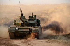 Xe tăng chủ chiến tối tân nhất Trung Quốc có vũ khí mới cực kỳ nguy hiểm