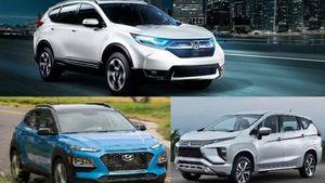Những mẫu xe soán ngôi thành công trên thị trường ô tô Việt Nam