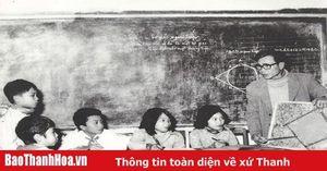 Tự hào Trường THCS Nhữ Bá Sỹ