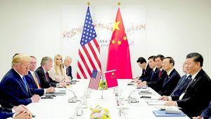 Cuộc chiến thương mại Mỹ - Trung: Mịt mờ lối ra