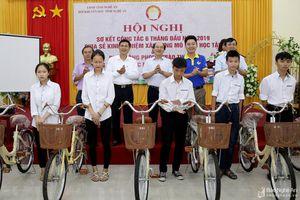 Vận động được trên 46 tỷ đồng vào 'Quỹ khuyến học' tỉnh Nghệ An