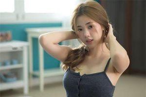 CLIP: 'Không thể rời mắt' khi ngắm 'hot girl học đường' Thái Lan